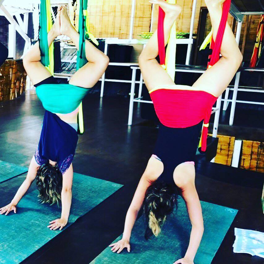 Yoga bij Serenity