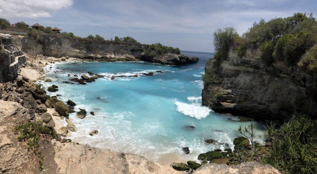 Blue Lagoon op Nusa Ceningan