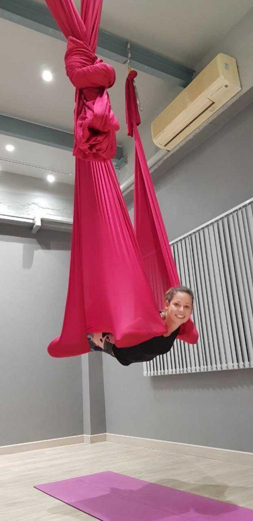 aerial yoga chiang mai