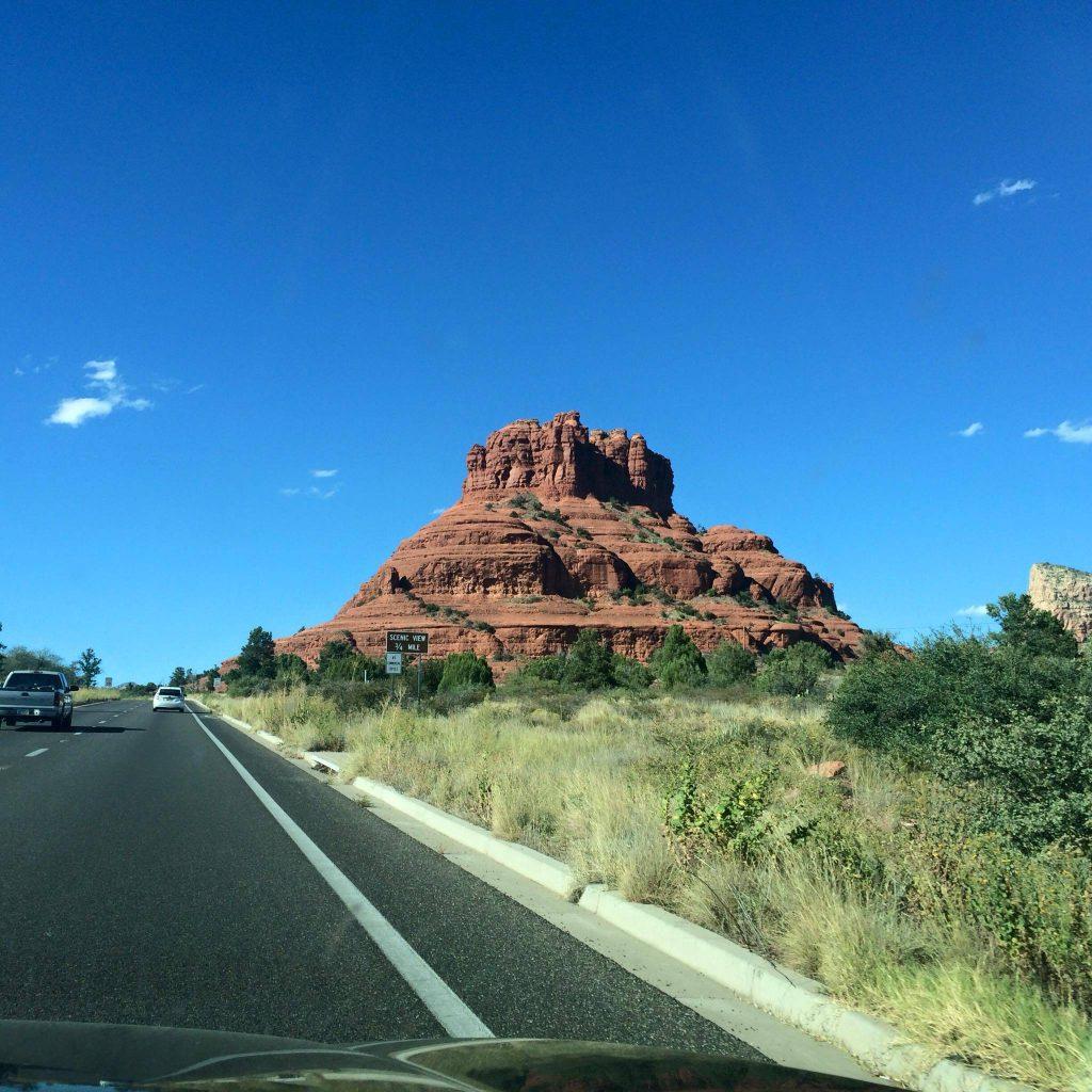 roadtrip west amerika - sedona