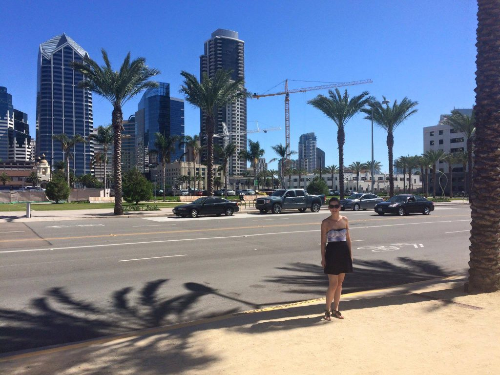 roadtrip usa - san diego