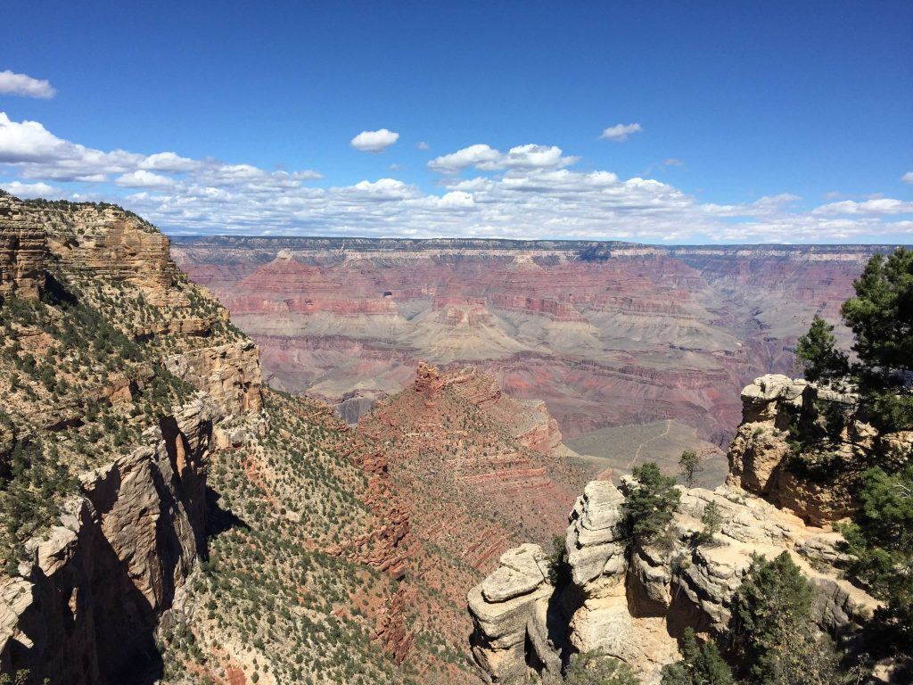 rondreis west amerika - grand canyon