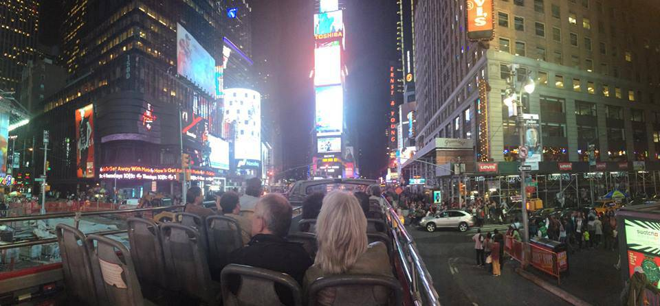 Citytrip new york bustour