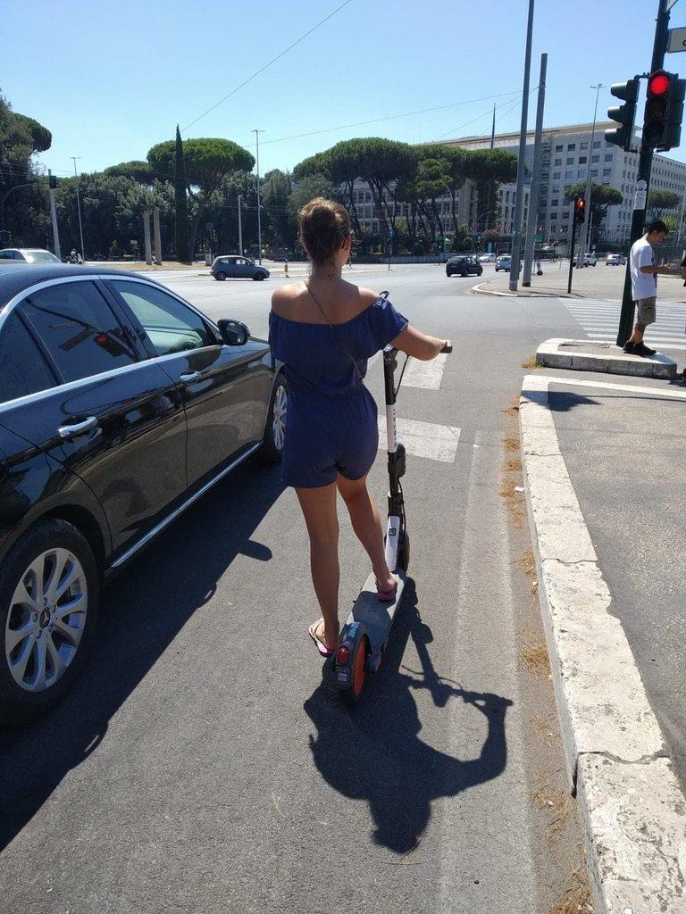 vervoerstip in rome