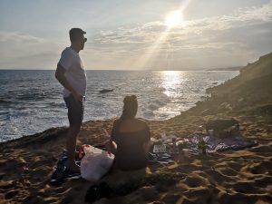 Puerto escondido beach