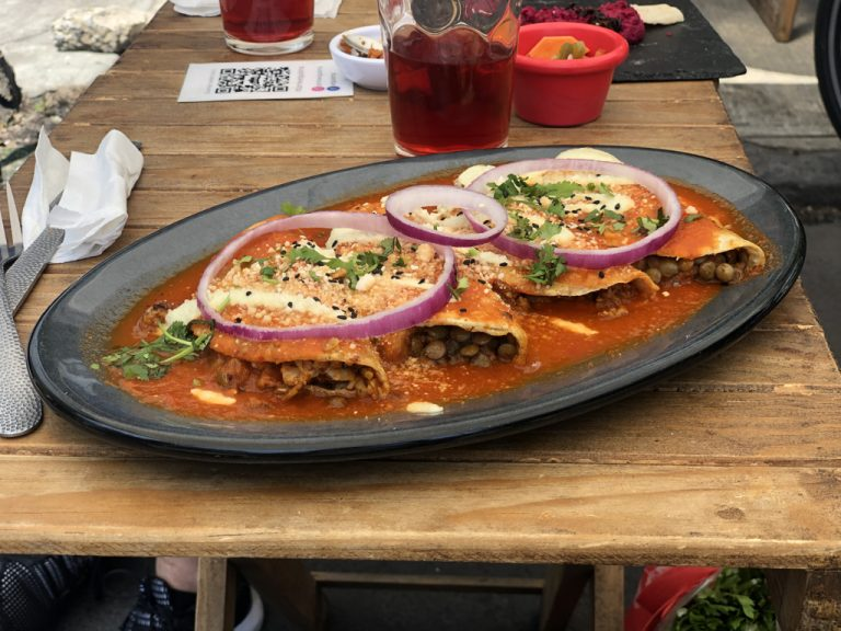 lunch in mexico city