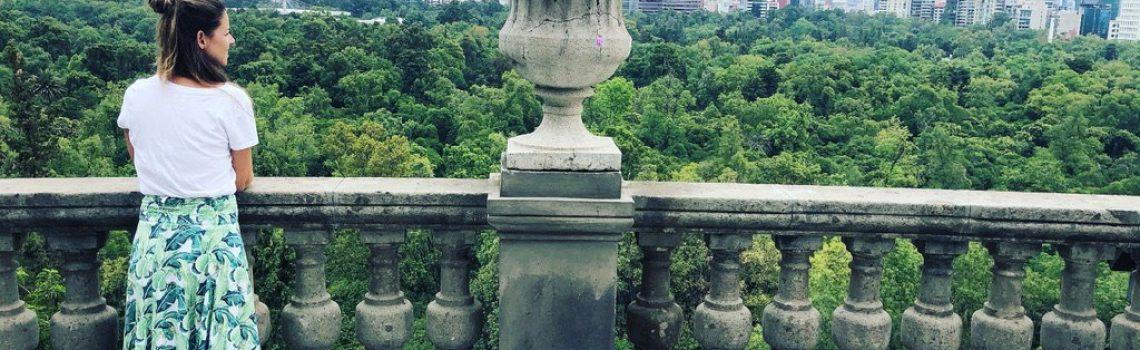 Mexico city in juni