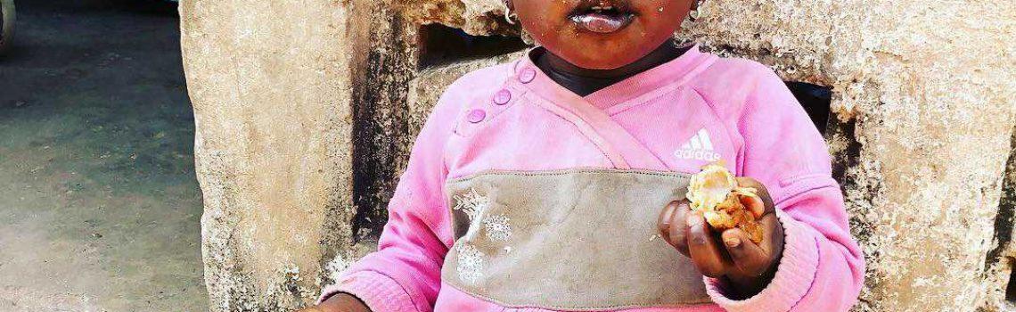 Gambiaans meisje