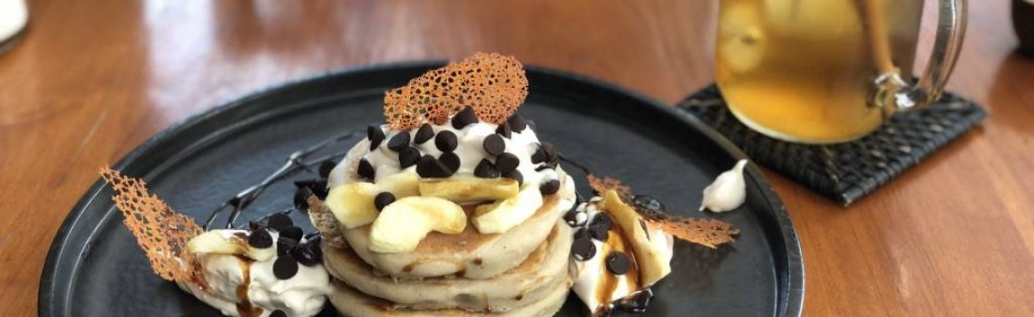 Funky Pancakes